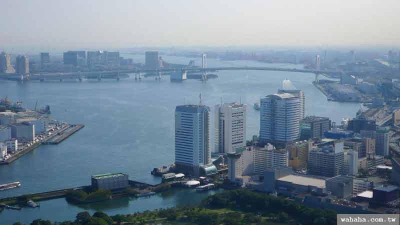 2007日本行:Day 33:東京的免費觀景台(1)