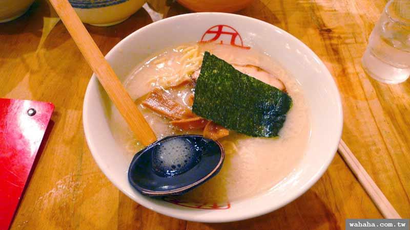 2007日本行:Day 32:到惠比壽吃拉麵