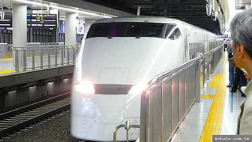 JR PASS的天敵:新幹線のぞみ(Nozomi)