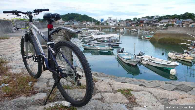 跨越海峽的自行車道:瀨戶內海しまなみ海道(預備知識篇)