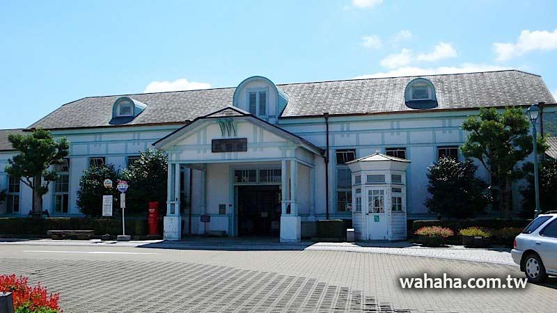 2010日本行:懷舊的老車站「萩駅」 (Day07-4)
