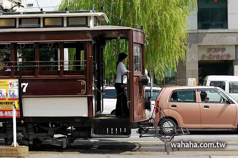 2010日本行:與土佐電鐵「維新號」電車面對面 (Day10-3)