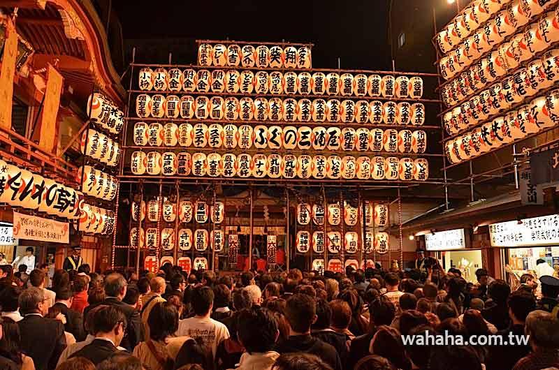 2011 淺草鷲神社「酉の市」