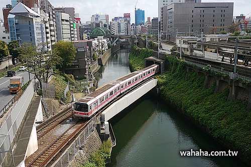 [實測] 東京地鐵的轉乘陷阱:溜池山王、永田町