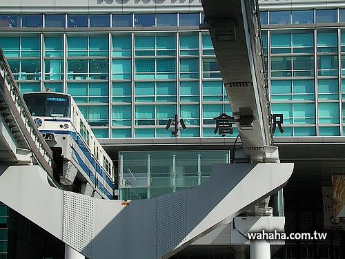 天天一車站:在飯店大樓裡的車站,小倉駅