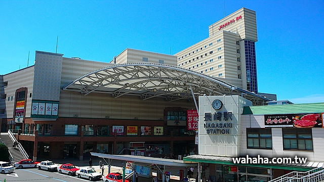 天天一車站:打破站內站外界限的 JR 九州「長崎駅」