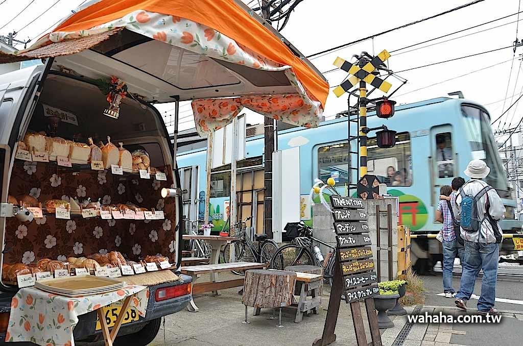 看人看車喝咖啡:江之島站前咖啡店「Street Cafe Reto」