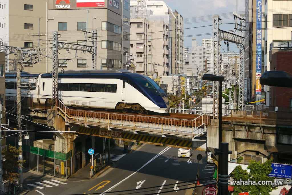 設計新穎、配置合理的機場特急:京成電鐵 Skyliner
