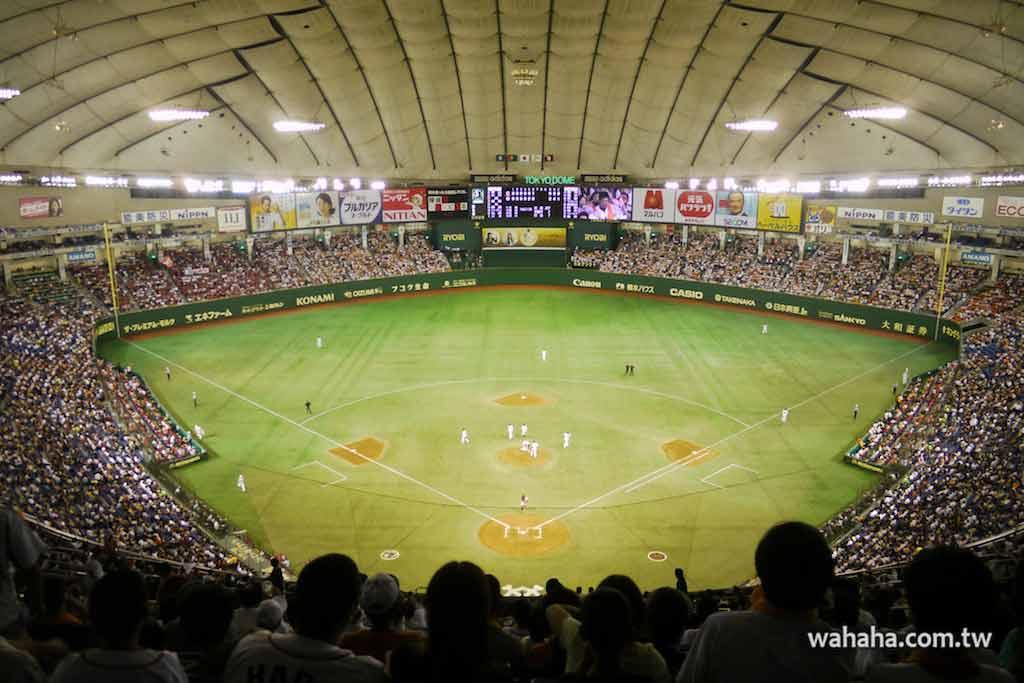 為什麼東京巨蛋容易出現全壘打?