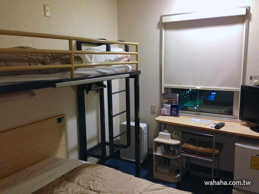 2013日本行:高岡 Super Hotel 住宿記