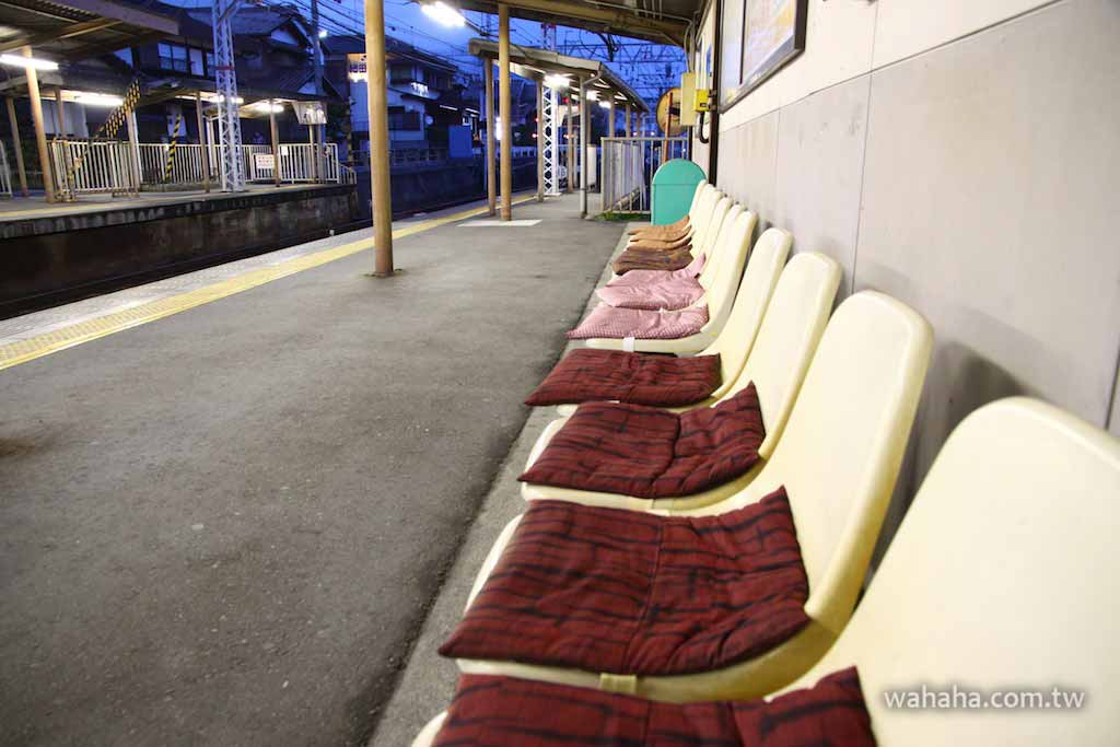 怒濤更新之路面電車(5):超貼心的服務