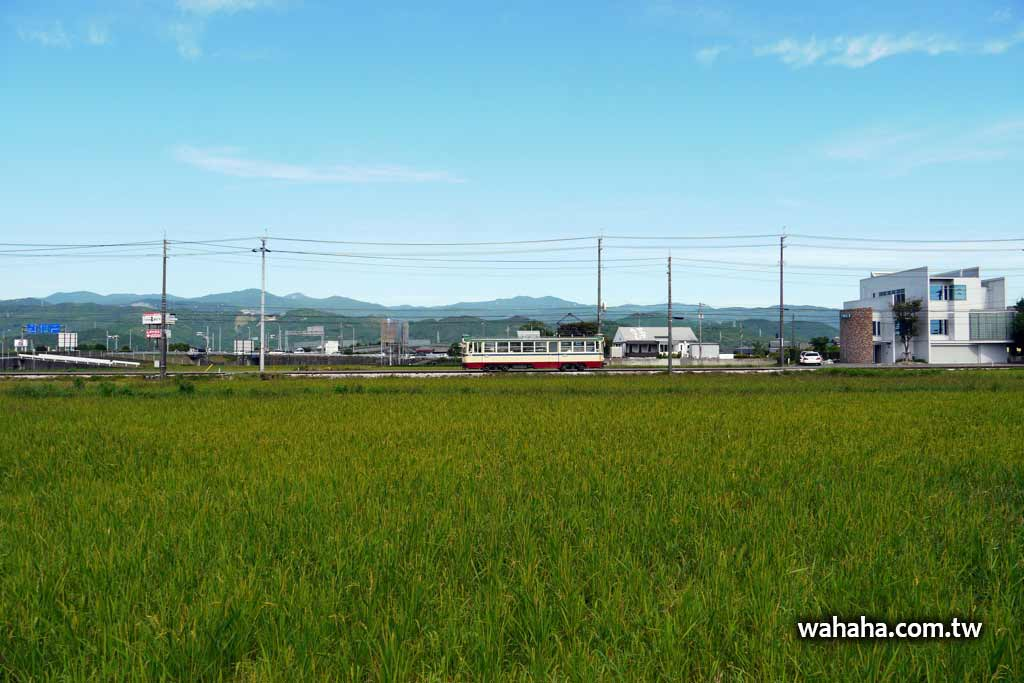 怒濤更新之路面電車(26):傳說中「綾瀬はるか POCARI 廣告《走る夏篇》」的拍攝地