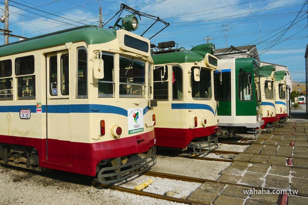 怒濤更新之路面電車(32):重新出發!從「土佐電鐵」到「とさでん交通」