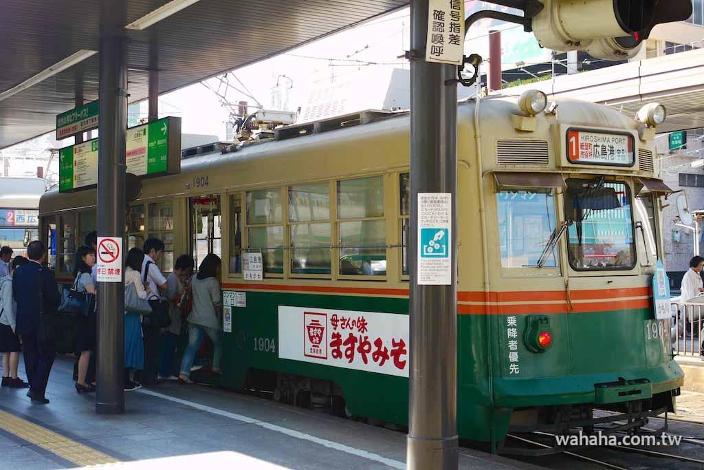 怒濤更新之路面電車(31):舊型車輛的「踏み台」
