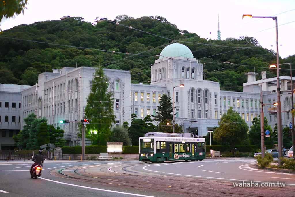 怒濤更新之路面電車(58):方塊電車,伊予鐵道松山市內線 2100 型