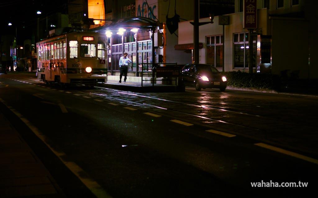 怒濤更新之路面電車(49):熊本市電的車內播音