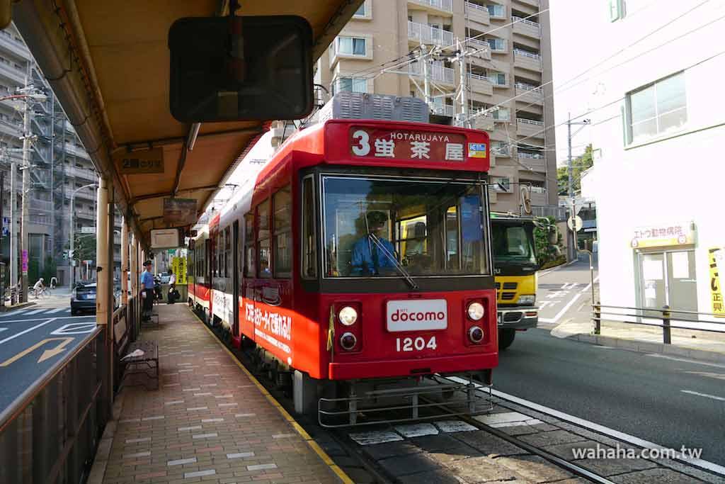 怒濤更新之路面電車(47):長崎電鐵 1204 號車座椅上的圖案是……