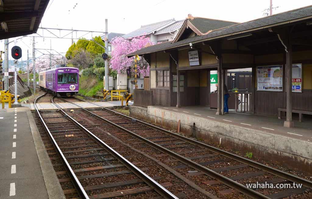 怒濤更新之路面電車(52):展現當地魅力的「嵐電界隈館」