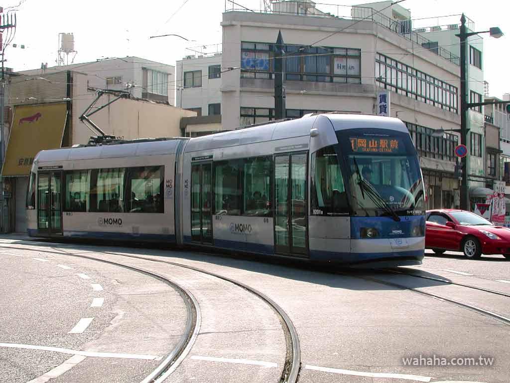 怒濤更新之路面電車(80):路面電車也是會出車禍的