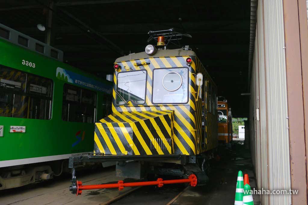 怒濤更新之路面電車(74):札幌的冬季風物詩,札幌市電ササラ電車