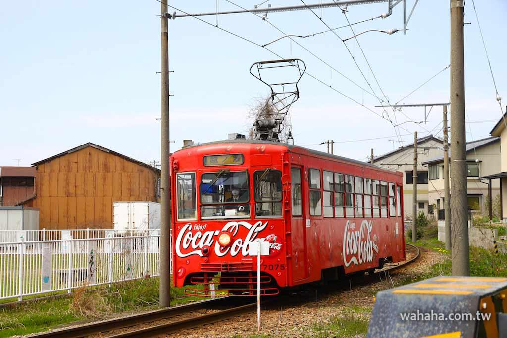 怒濤更新之路面電車(98):萬葉線舊型電車的手動式兩替機(兌幣機)