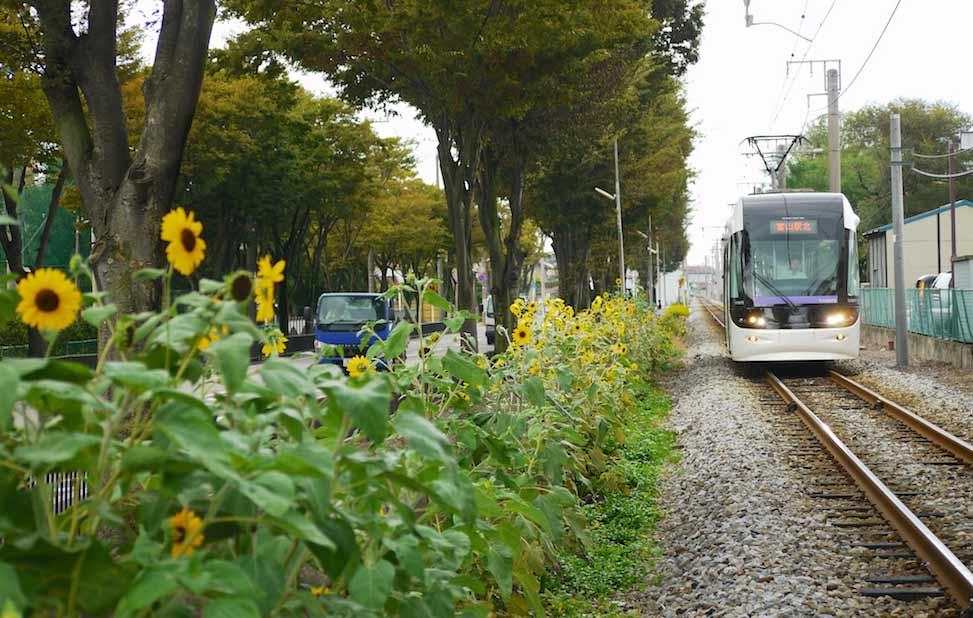 怒濤更新之路面電車(100):路面電車的復興,富山輕軌