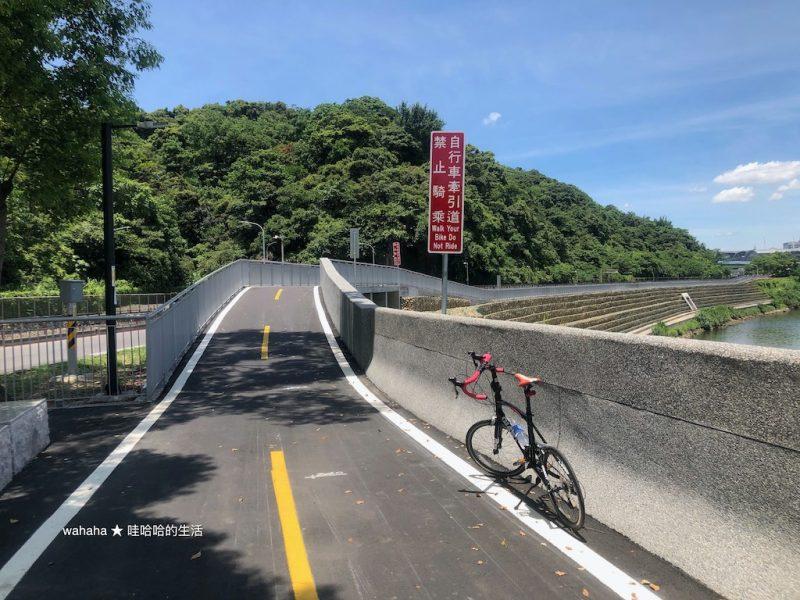 基隆河左岸自行車道,汐止-南港段探訪