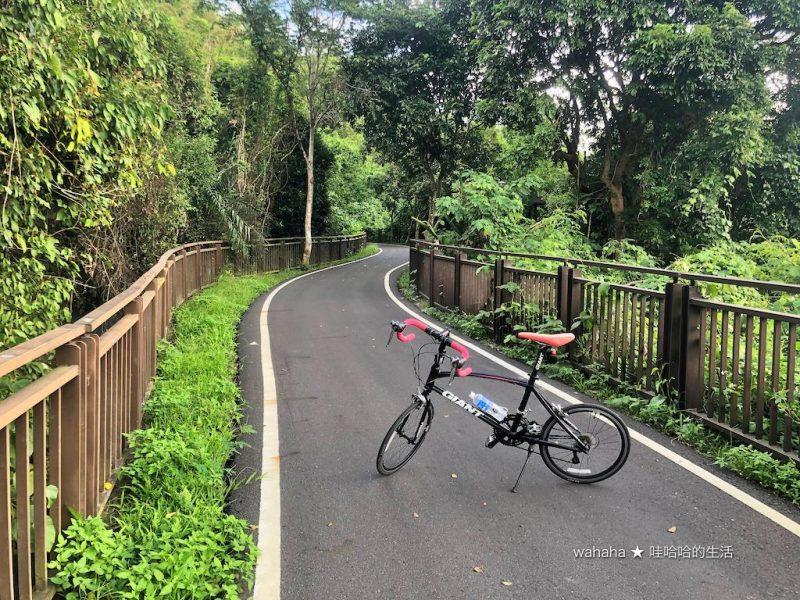 2020花東旅行 – 關山環鎮自行車道 – 潺潺水聲相伴的騎行體驗